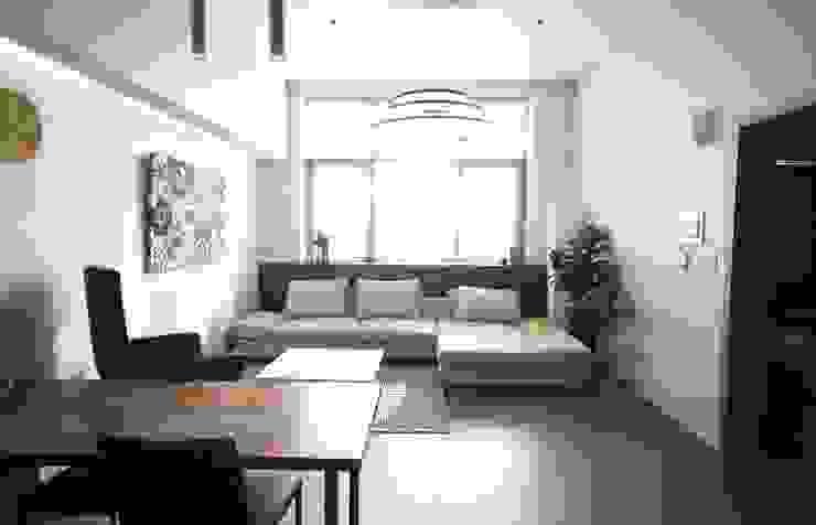 homelatte Salones de estilo moderno