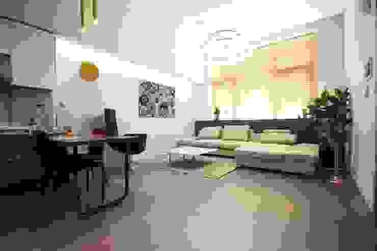 Modern living room by homelatte Modern