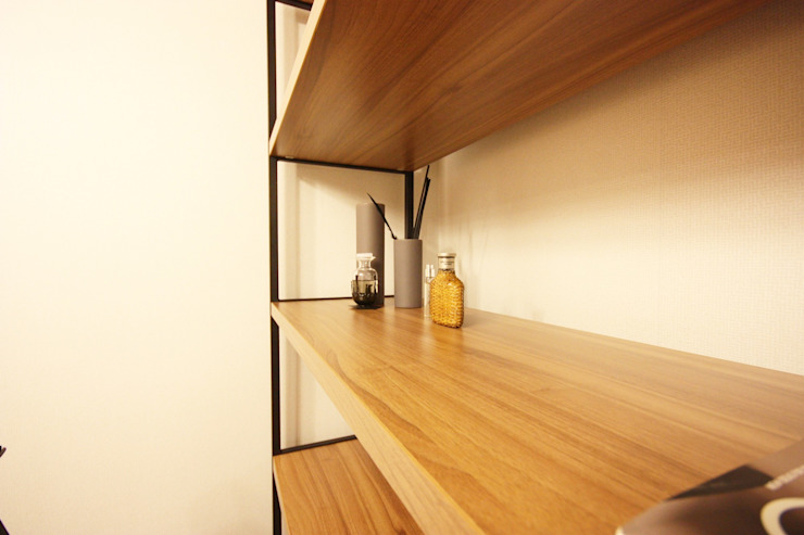homelatte Estudios y despachos de estilo moderno