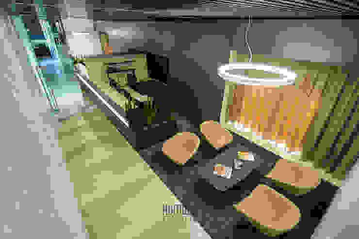 โดย Homola furniture s.r.o ชนบทฝรั่ง