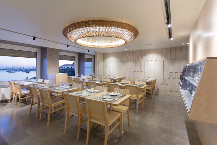 atelier B-L Gastronomy Plywood Wood effect
