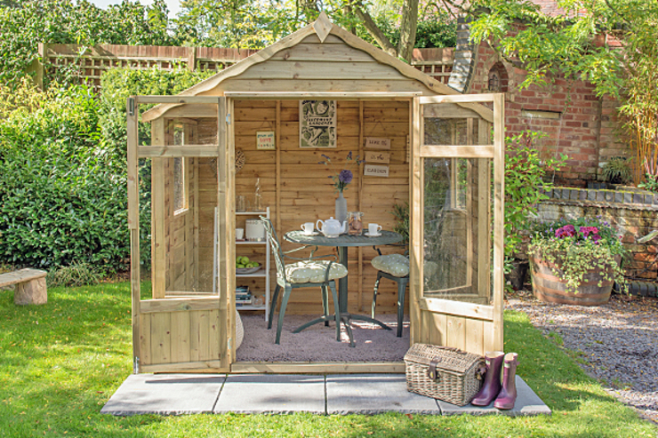 Your Perfect Summerhouse What To Do And Not To Do Homify