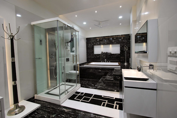 Terrace House Modern bathroom by Conarch Architects Modern