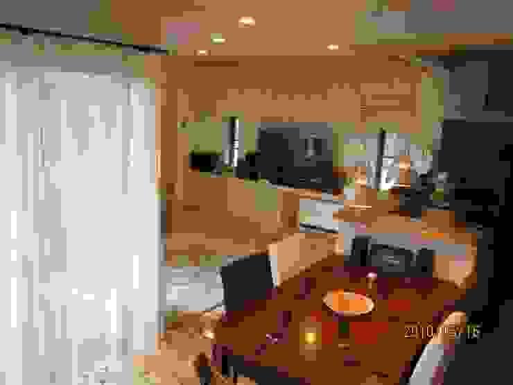 よしだみわこ建築設計事務所 Modern dining room