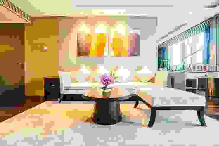 Elegant Hotel Oleh Bakti Architect Eklektik Bambu Green