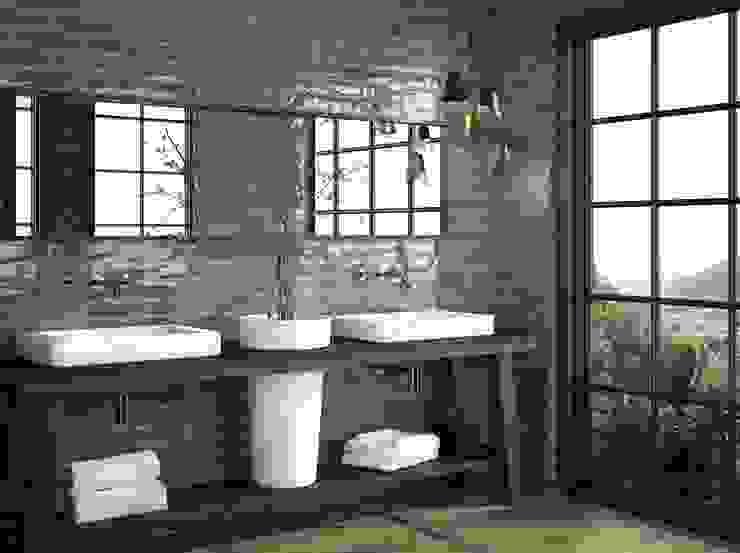 Modern bathroom by Fliesen Sale Modern Tiles