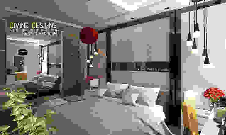 Bedroom تنفيذ Devine Designs