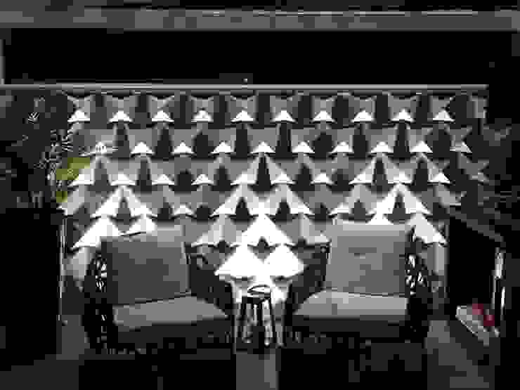 Salon moderne par Guaraúna Revestimentos Moderne