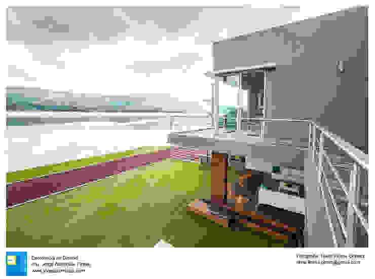 Taman Modern Oleh Excelencia en Diseño Modern