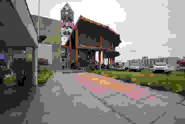 Sucursal Kaufmann Antofagasta de Bschneider Arquitectos e Ingenieros Industrial