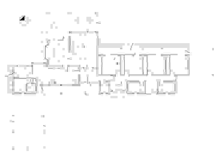 Casa Don Ladislao:  de estilo colonial por AtelierStudio, Colonial