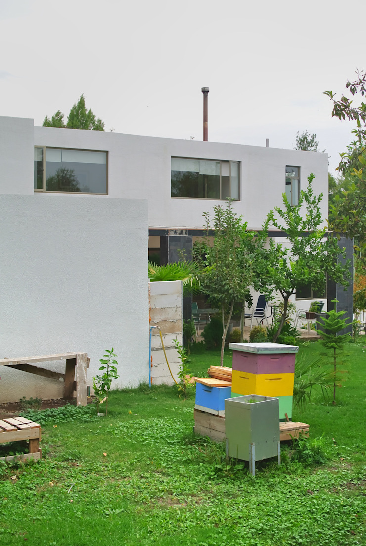 Mediterranean style house by AtelierStudio Mediterranean