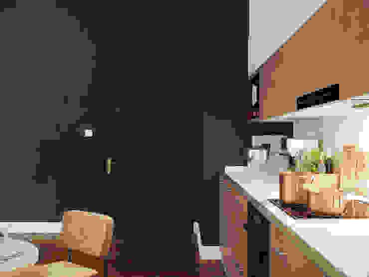 Cocinas de estilo  por Archventil - Architecture and Design Studio,