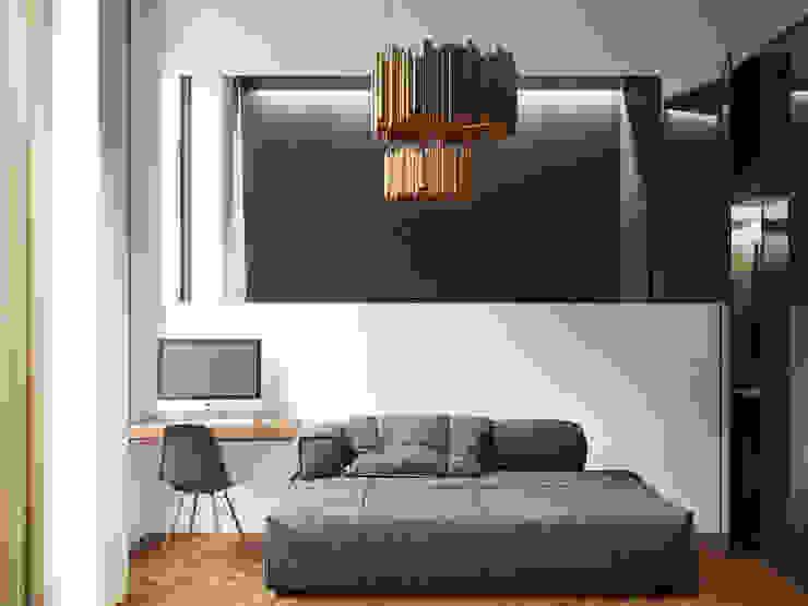 Estudios y despachos de estilo  por Archventil - Architecture and Design Studio,