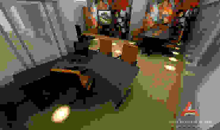 Oficina- Empresa Estudios y oficinas modernos de Aida Tropeano & Asoc. Moderno