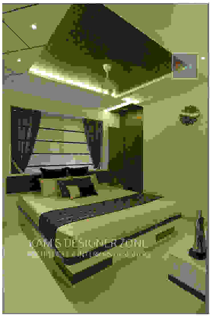 Bedroom Interior Design Classic style bedroom by KAM'S DESIGNER ZONE Classic