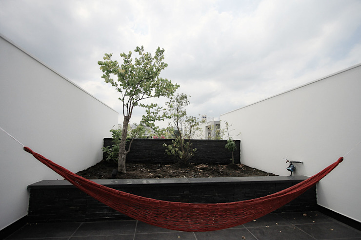 TOP FLOOR LANDSCAPE bởi NBD ARCHITECTS