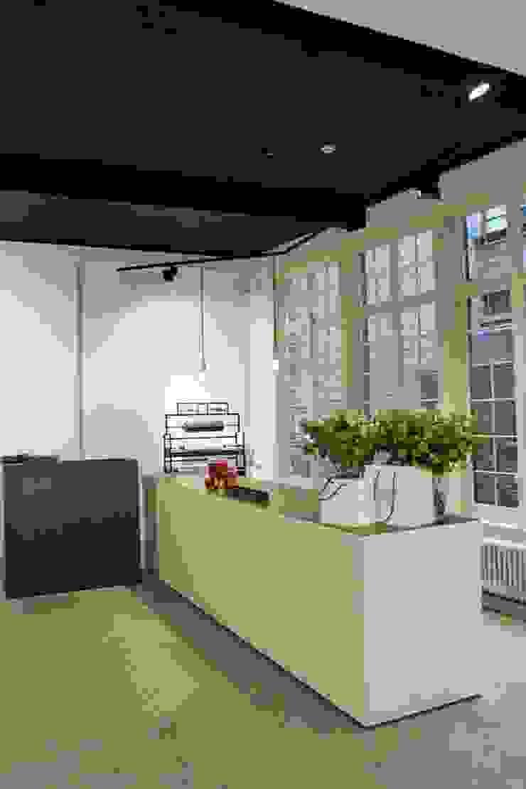 Nowoczesne ściany i podłogi od De Plankerij BVBA Nowoczesny
