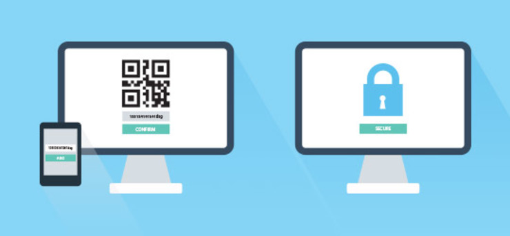 Enhance Online Platform Security With Two Factor Authentication Asian style offices & stores by MSG91 Asian Plastic