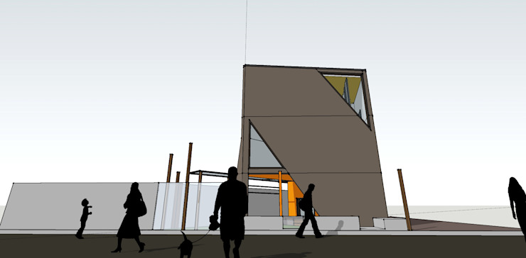 yoonzip – SAI: yoonzip interior architecture의 미니멀리스트 ,미니멀