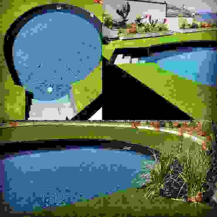 K.A. - Yalıkavak Sıdar Pool&Dome Yüzme Havuzları ve Şişme Kapamalar Bahçe havuzu