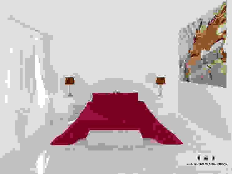 Chambre méditerranéenne par Дизайн интерьера под ключ - GDESIGN Méditerranéen