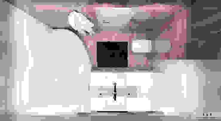 Modern Bathroom by Дизайн интерьера под ключ - GDESIGN Modern