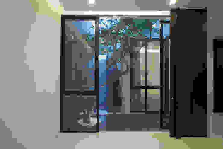 Chambre tropicale par Simple Projects Architecture Tropical Granite