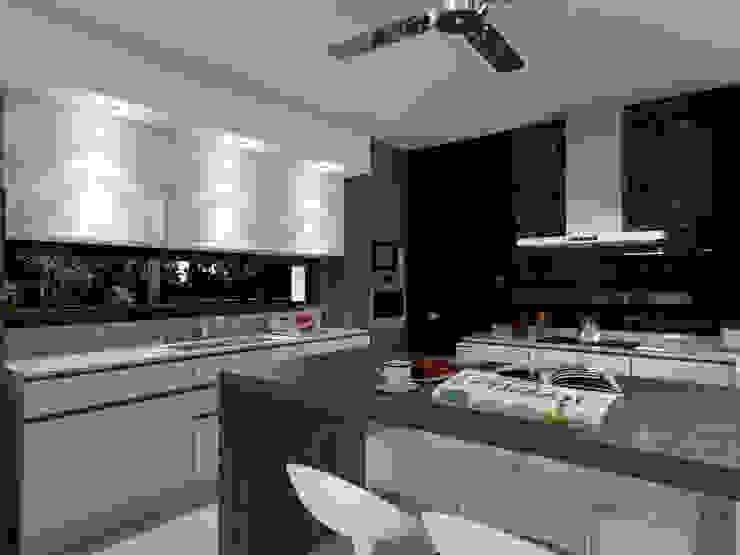 Modern Kitchen by D'ODORICO ARQUITECTURA Modern