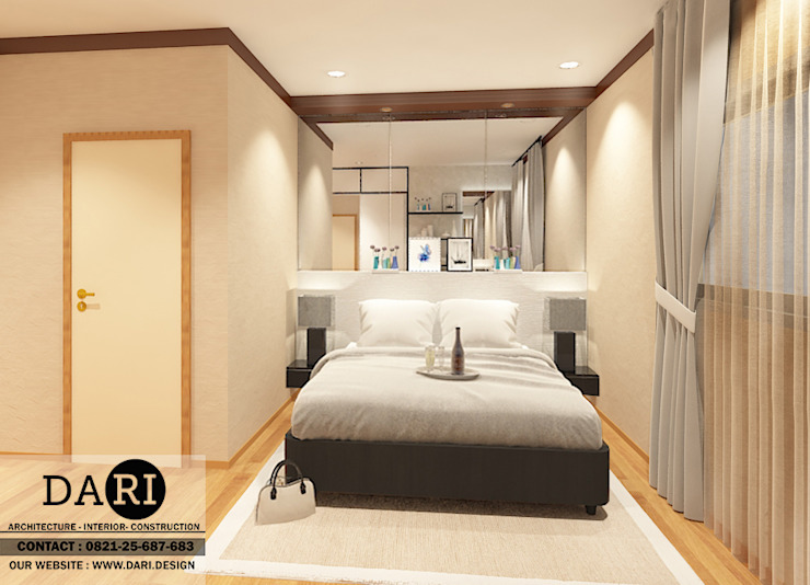 PADDINGTON 2 BEDROOM Oleh DARI Minimalis