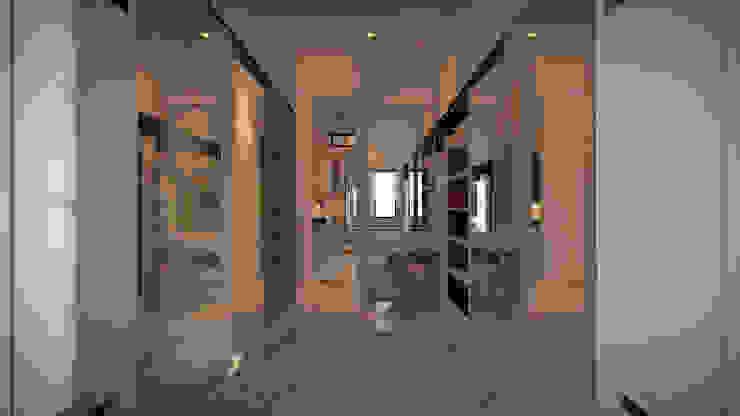 Walking Closet Ruang Ganti Modern Oleh Chandra Cen Design Modern