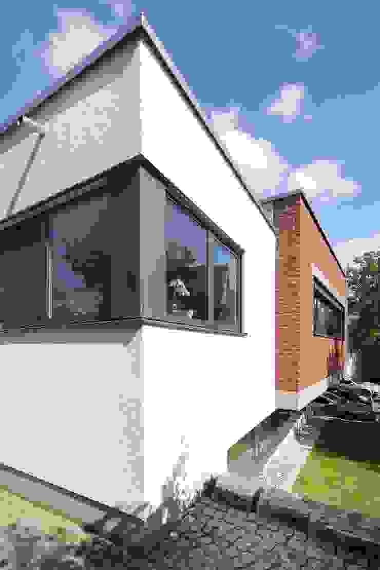 Architekturbüro zwo P Espaces de bureaux modernes
