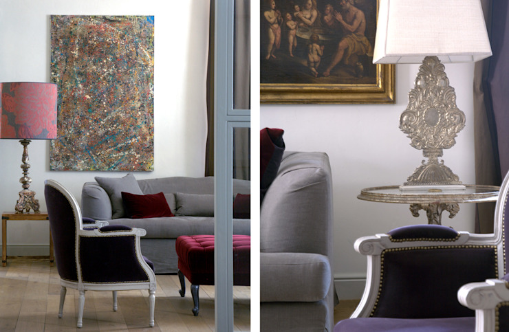 Andrea Rossini Architetto Living room