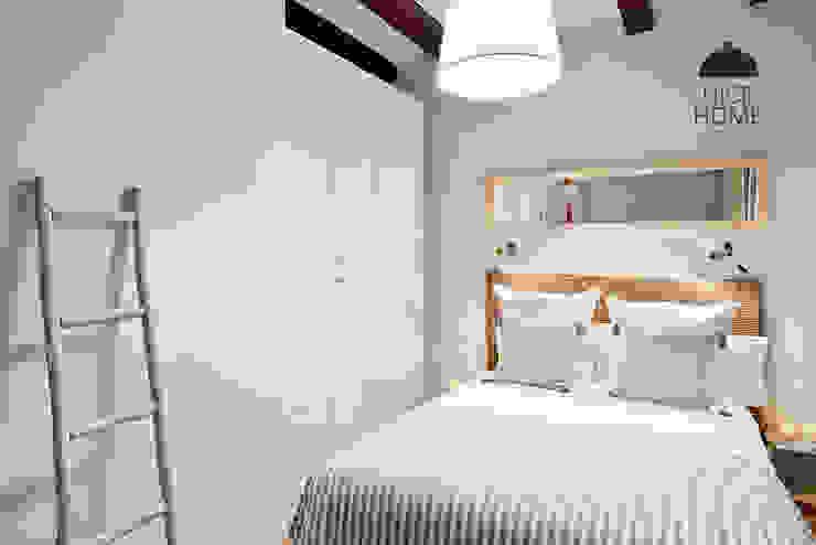 Спальня в средиземноморском стиле от Nice home barcelona Средиземноморский