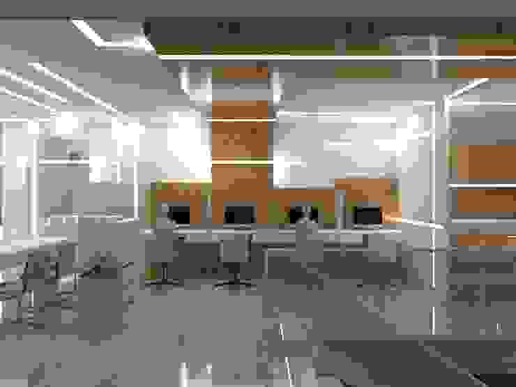 DRS Office by Create Design Studio