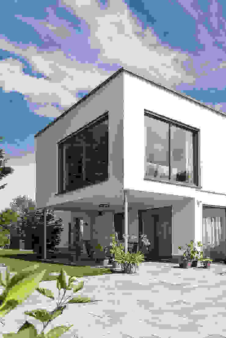 wir leben haus - Bauunternehmen in Bayern Modern
