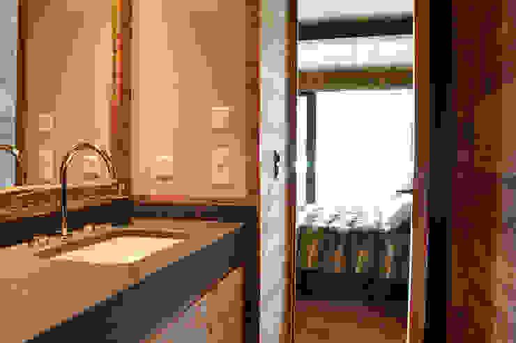 Andrea Rossini Architetto Modern bathroom