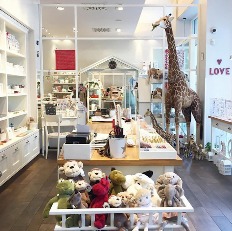 Andrea Rossini Architetto Offices & stores