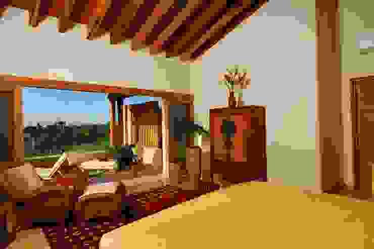 Recamara - Room Dormitorios de estilo tropical de BR ARQUITECTOS Tropical Derivados de madera Transparente