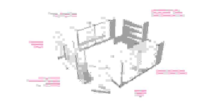 minimalist  by Jorge Osorio Arquitecto, Minimalist