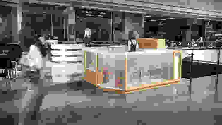 minimalist  by Jorge Osorio Arquitecto, Minimalist Glass