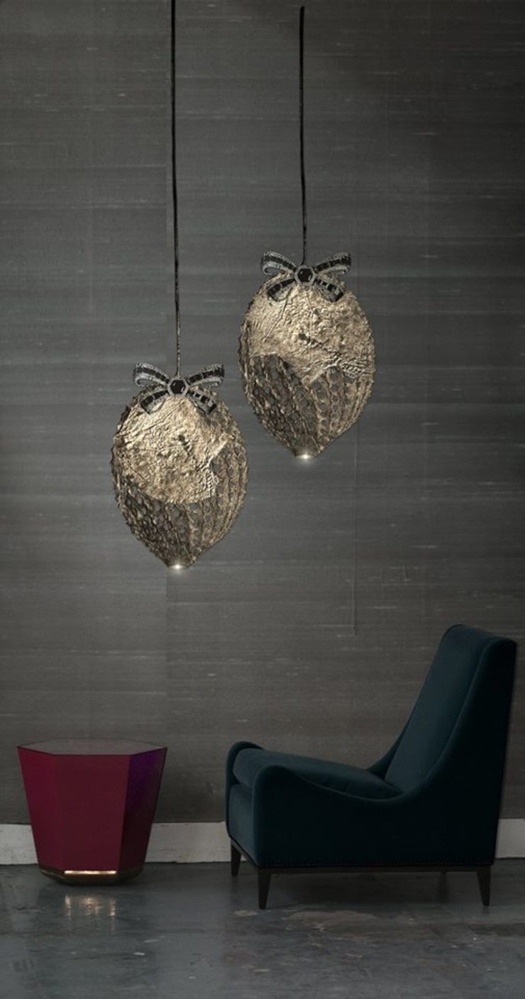 LED wallcoverings in your space: modern  by Spacio Collections,Modern