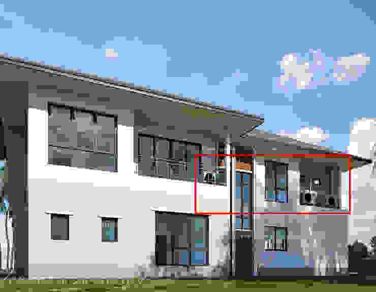 การจัดวางคอยล์ร้อนในงานออกแบบของFEWDAVID3D โดย fewdavid3d-design