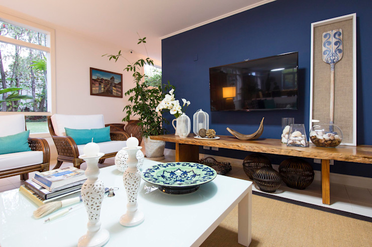 IZI HOME Interiores Living roomTV stands & cabinets