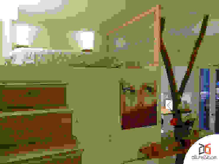 Séparation d\'une chambre / mezzanine by Allure et Bois | homify