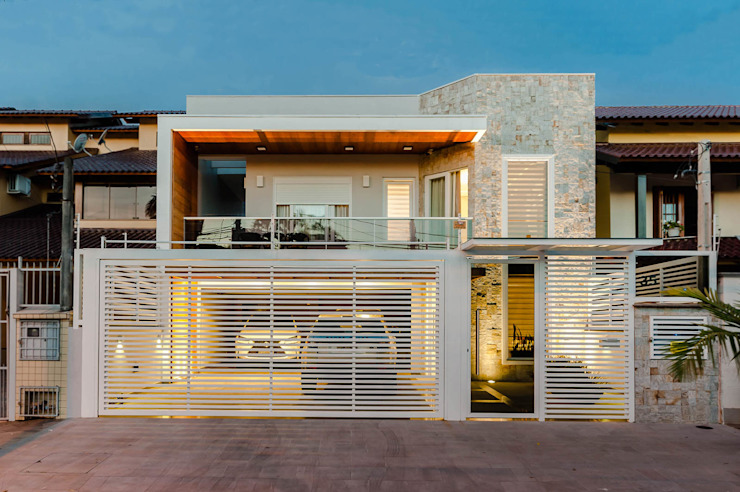 RHAJA ARQUITETURA Modern Houses