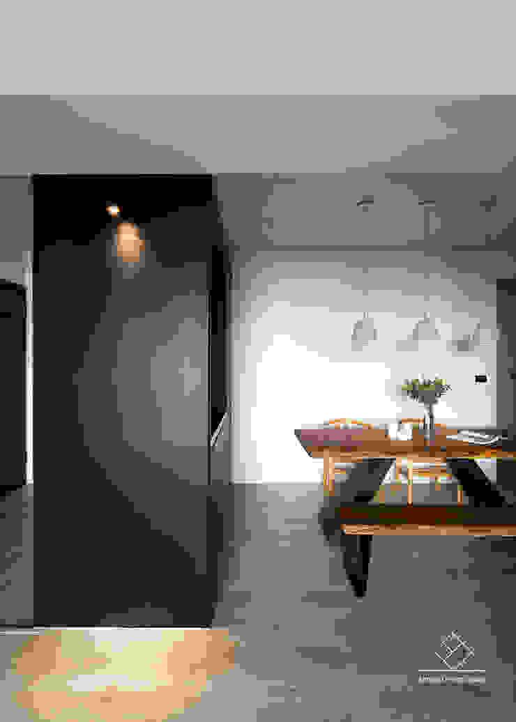 餐廳 根據 極簡室內設計 Simple Design Studio 現代風