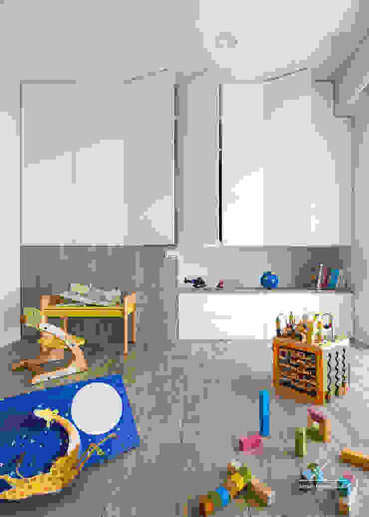 兒童房 根據 極簡室內設計 Simple Design Studio 現代風