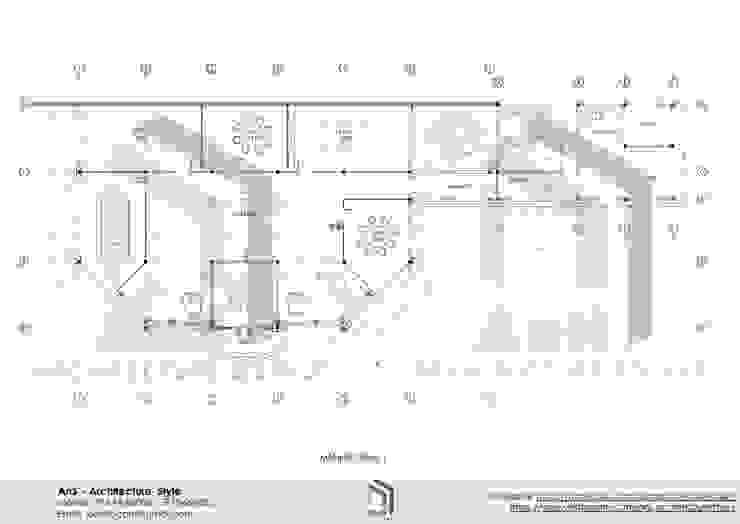 Dự án nhà hàng cao cấp 5* bởi AnS - Architecture Style Bắc Âu