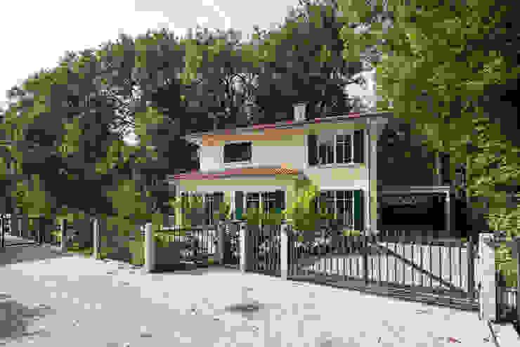 Casas de campo  por wir leben haus - Bauunternehmen in Bayern,